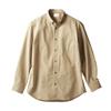 オニベジポプリンシャツ長袖[男女兼用][住商モンブラン製品] OV2501