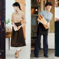 洋菓子店やカフェに! 女性向けの可愛い飲食店ユニフォーム