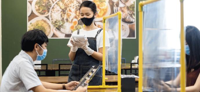 飲食店の従業員がマスクを着用する重要性